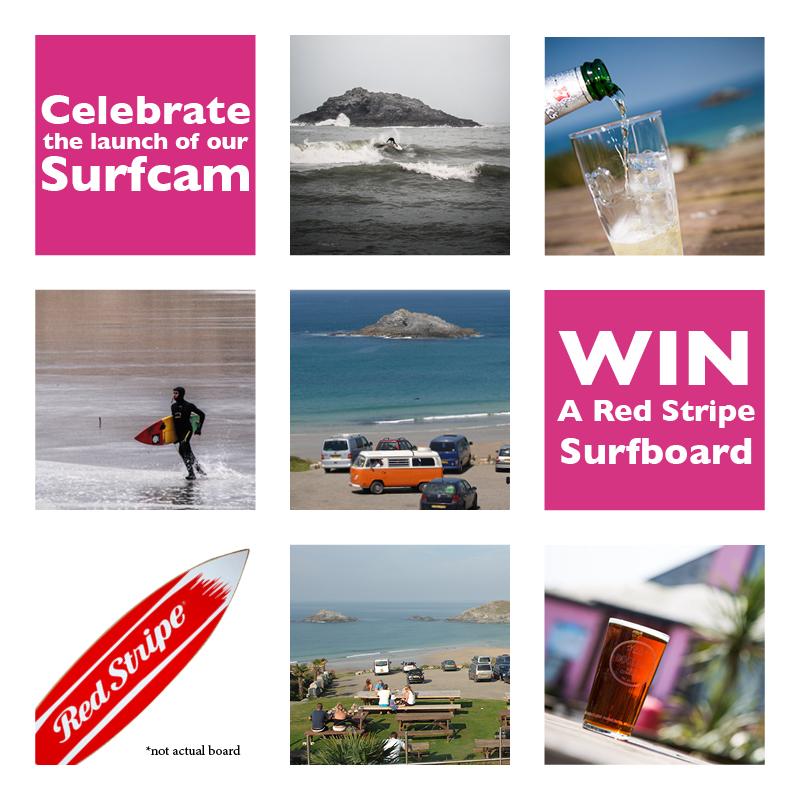 Win A Surf Board