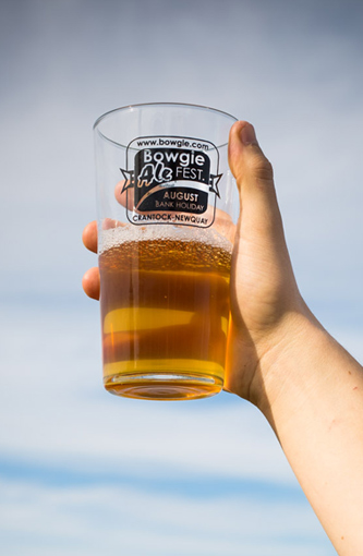 Bowgie Ale Fest 2016 Cheers Image