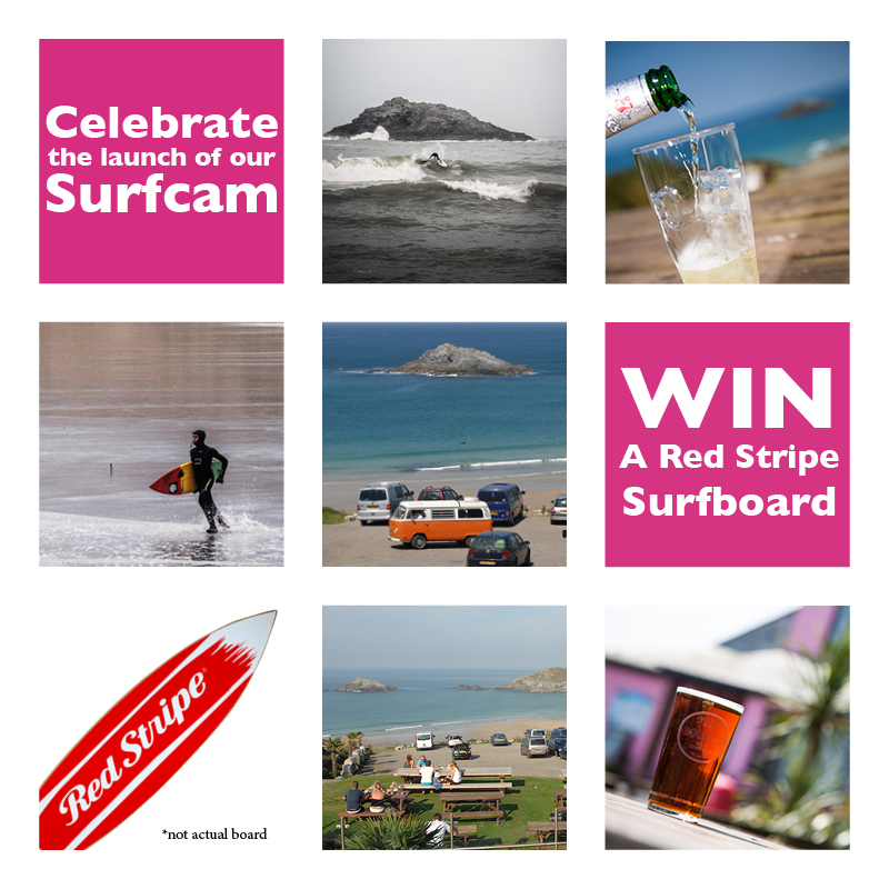 Win A Surf Board