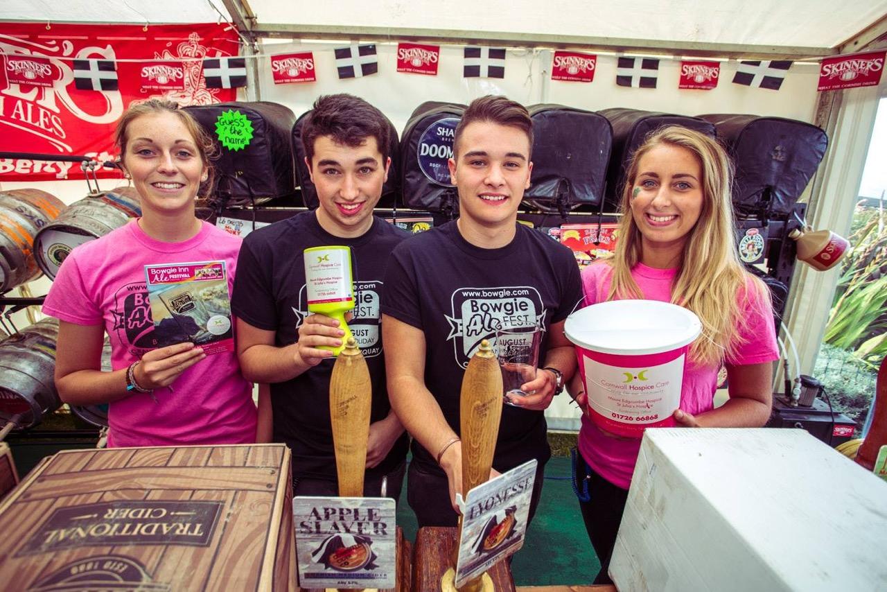 Bogie Ale Fest 2016 Staff Image