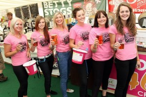 pink hospice t-shirt photo